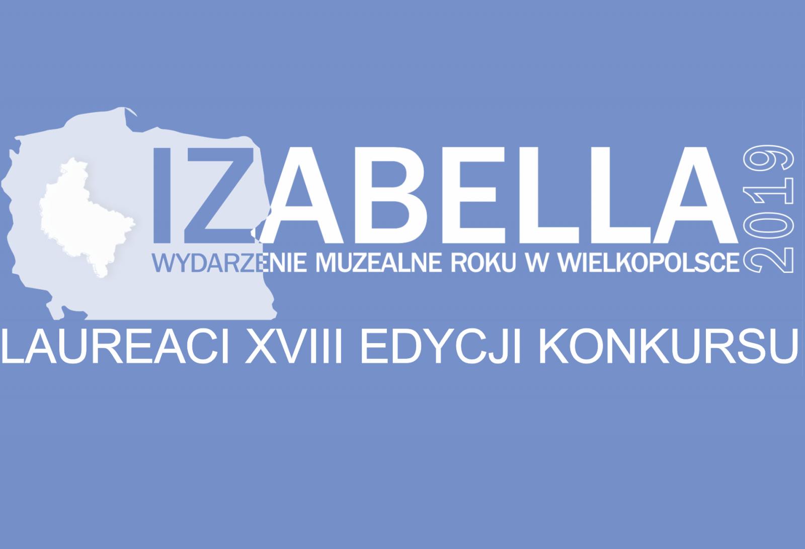 KONKURS IZABELLA 2019