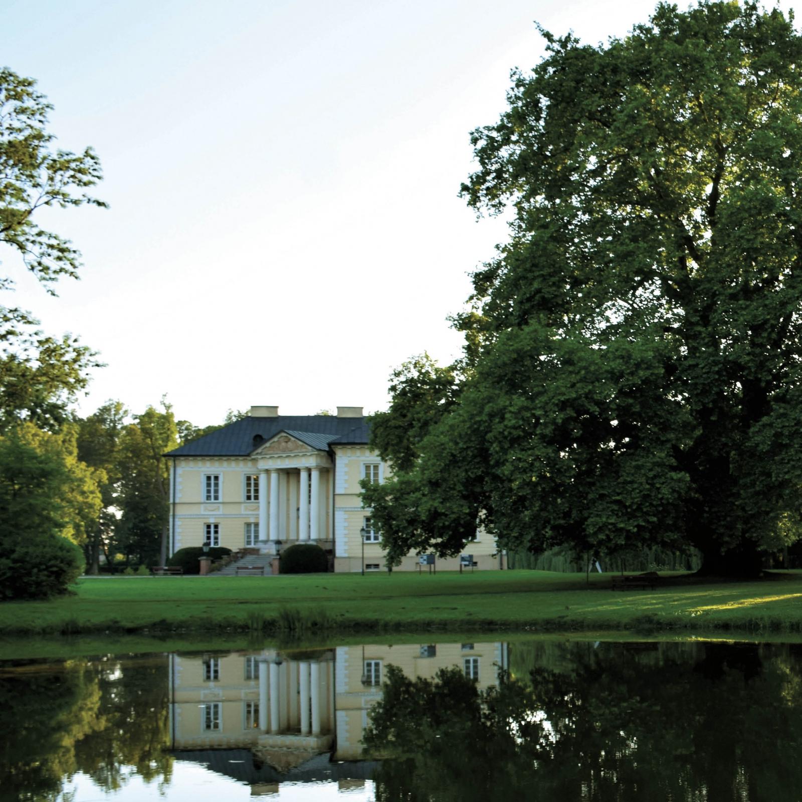 Pałac z Dobrzycy